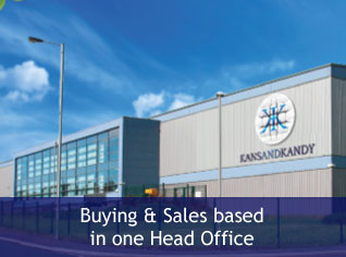 Buying & Sales based in one Head Office